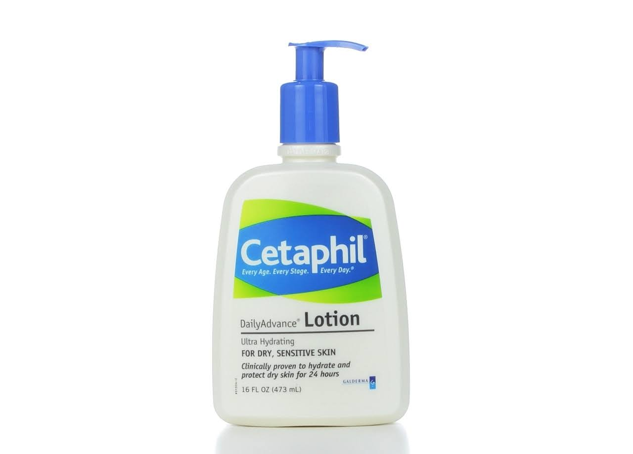 Cetaphil Daily Advance Lotion Ultra Hydrating - 16oz