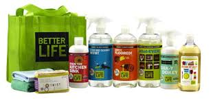 a partnership with better cleaning products