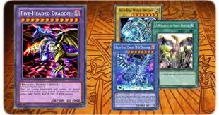 Five Headed Dragon Deck Profile by Legendary Dragon Decks Dark Magician Ygoprodeck