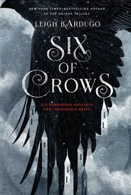 Six Of Crows Series 1 By Leigh Bardugo Paperback