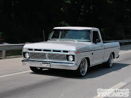 100 1974 Ford Truck F100 The Cycle Repeats Itself Hot Rod Network