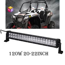 High Power 120W 20 Inch Cree Led Work Light Bar Lamp Car Truck Boat ...