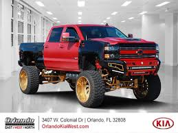 Used 2018 Chevrolet Silverado 2500HD For Sale | Orlando FL