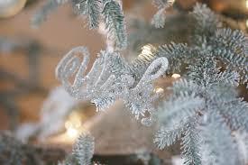 Flocking Christmas Tree Kit by Christmas Past