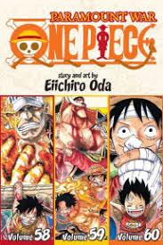 One Piece Omnibus Edition Vol 20 Includes Vols 58