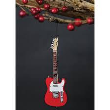 Fender 50s Red Telecaster Guitar Ornament