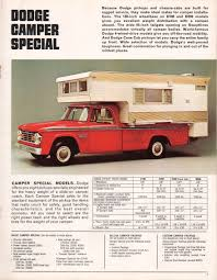 Chrysler 1966 Pickup Dodge Dodge Truck Sales Brochure