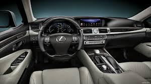 2017 Lexus LS Luxury Sedan Luxury Sedan