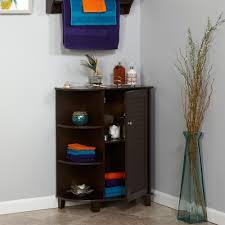 Espresso Bathroom Wall Cabinet With Towel Bar by Bathroom Cabinets Walmart Com