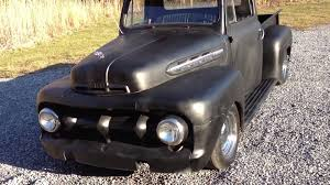 1951 Ford F1 Rat Rod - YouTube 1951 Ford F1 Pick Up Lofty Marketplace The Forgotten One Classic Truck Truckin Magazine Classics For Sale On Autotrader Ranger Marmherrington Hicsumption Grumpys Speed Shop Pickup Classic Pickup Truck Car Stock Photo Royalty Free Ford Fomoco Pinterest Frogs Fishin Guides Image Gallery Amazoncom Greenlight Forrest Gump 1994