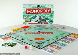 Popular Demand A New House Rules Edition Of Monopoly Has Voted In By