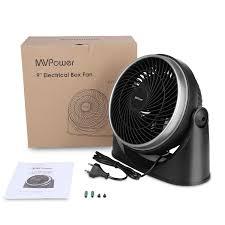 mvpower usb ventilator tischventilator wiederaufladbare
