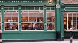 The Chiswell Street Dining Rooms Moorgate