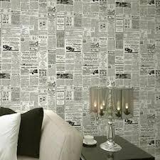 details zu us vintage französisch brief zeitung tapete für wohnzimmer decke dekor b