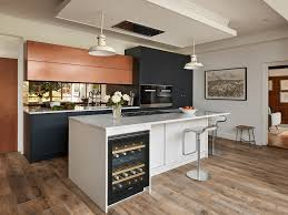 100 Sophisticated Kitchens Evans A Burnished Copper Kitchen From
