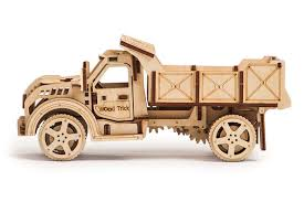 100 Trick My Truck Games Amazoncom Wood American TRUCK Jeep Mechanical Models 3D