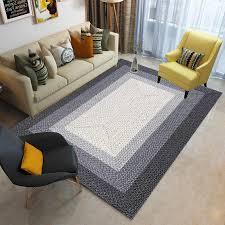 hohe qualität teppiche für wohnzimmer schlafzimmer teppiche kaffee tisch boden matte flanell verdicken moderne hause maschine waschbar teppich