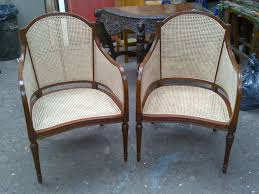 Re Caning Chairs London by Gallery Martell U0027s French Polishing