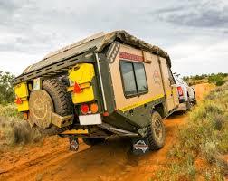 Conqueror Australia Trailers UEV 4400 Camping Off