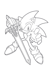 30 Sonic The Hedgehog Pictures To Print And Color Cl17 Cl18