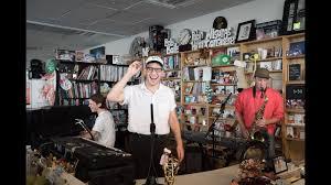 Macklemore Tiny Desk Concert by Bleachers Npr Music Tiny Desk Concert Youtube
