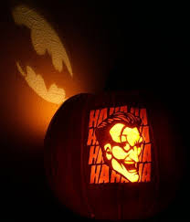 Joker Pumpkin Carving Patterns by Geeky Pumpkins To Nerdify Your Porch With This Halloween Batman