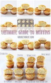 Ultimate Guide To Muffins