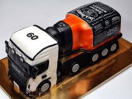 100 Truck Cakes With Jack Daniels Birthday Cake