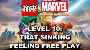 that sinking feeling lego marvel stan lego marvel heroes level 10 that sinking feeling free play