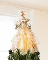 Fiber Optic Christmas Trees Walmart by Charming Fiber Optic Christmas Angel Tree Topper Part 6 Fiber