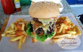 Sofa King Juicy Burger Facebook by When In Batangas Fire Brick Grilled Burgers At Burger Street