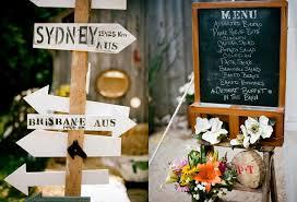 Wooden Wedding Signs Ideas Ontario Rustic