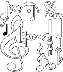 Halloween Printable Coloring Pages Pdf Music Kindergarten Pictures For Valentines Day Full Size