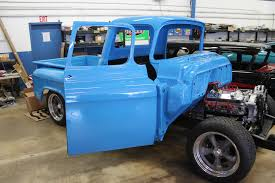 100 1955 Chevy Truck Restoration Truck MetalWorks Classics Auto Speed Shop
