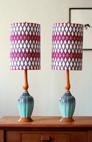 How To Cover Lampshades With Fabric