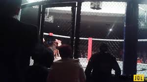 MMA Fighter Punched To Death In Cage