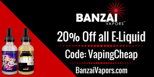 Banzai Vapors Coupon Code! 20% Off All E-Liquid! - Vaping ... 20 Off Mister Eliquid Coupons Promo Discount Codes Zamplebox Ejuice March 2019 Subscription Box Review What Is Cbd E Liquid Savingtrendy Medium Ejuicescom Coupon Code Free Shipping Vaping Element Vape Alert 10 Off All Vaporesso Unique Ecigs 6year Anniversary Off Eliquid Sale May Premium Supply On Twitter Lost One 60ml By Get Upto Blueberry Flavour Samsung How To Save With Hiliq Coupons And Discount Codes Money Now Cbdemon Coupon Order Online Eliquid Flavors Rtp Vapor