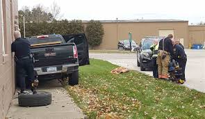 Grand Haven Tribune: Truck Crashes Into Side Of Local Business Truck Crash Compilation The Best Car Crashes Compilation 2014 Pickup Into Bank In Union Tap Dance Star Savion Streets And Sanitation Truck Crashes Crazy Truck Crash Amazing Trucks Accident Best Trailer Crash The Truth About Obrien Law Garbage Into South Charleston Home Accidents Can Lead To Catastrophic Injuries Or Death Yesterday Image Kusaboshicom Semitruck Crashes Zayed Offices Three Reasons Why Large Are So Deadly Suvs On N3 One Critically Injured Kempton Express Morristown Police Blotter