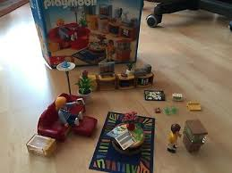 spielzeug puppenhaus playmobil puppenhaus 4282 wohnzimmer