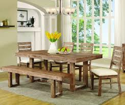 Dining Room Furniture Bench Leather Longer Table And Chairs Ideas Liberty Sets Overstock