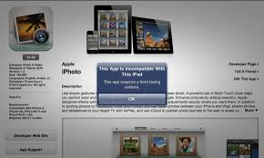 i for iOS will not run on first generation iPad – Sanziro
