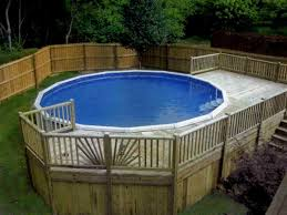 Above Ground Pool Deck Images by Above Ground Pool Decks And Ladders U2014 Jbeedesigns Outdoor Design