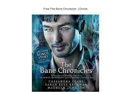 Free The Bane Chronicles