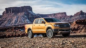 100 Gas In Diesel Truck The 2019 Ford Ranger Matches MPG With Engine