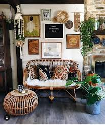 home decor inspiration bohemian style and colorful