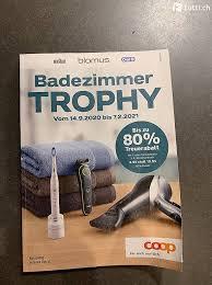 badezimmer trophy coop 4 volle karten in argovie acheter