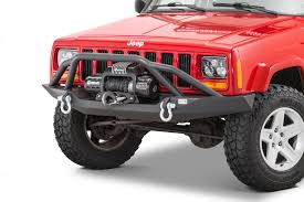 100 Front Bumpers For Trucks Fishbone Offroad Bullhead For 8401 Jeep Cherokee XJ