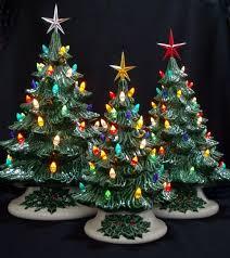 Old Fashioned Ceramic Christmas Tree 3 By DarkHorseStore 44200