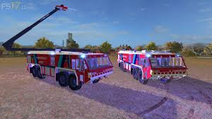 Airfield Fire Trucks V 1.0 – FS17 Mods Fire Truck Parking Hd Google Play Store Revenue Download Blaze Fire Truck From The Game Saints Row 3 In Traffic Modhubus Us Leaked V10 Ls15 Farming Simulator 2015 15 Mod American Ls15 Mod Fire Engine Youtube Missippi Home To Worldclass Apparatus Driving Truck 2016 American V 10 For Fs Firefighters The Simulation Game Ps4 Playstation Firefighter 3d 1mobilecom Emergency Rescue Code Android Apk Tatra Phoenix Firetruck Fs17 Mods