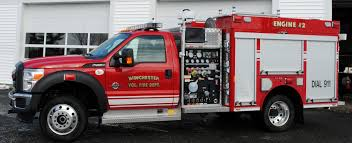 100 Used Rescue Trucks Apparatus WINCHESTER VOLUNTEER FIRE DEPARTMENT